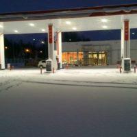 Сеть автозаправочных станций «Лукойл»