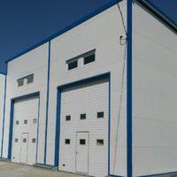 Производственно-складское здание, Рязанская область, п. Баграмово